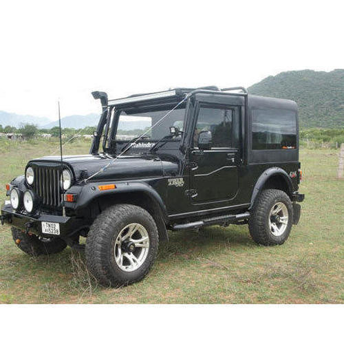 Mahindra Thar Hard Top