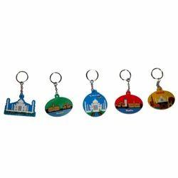 India Mix Keychain