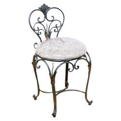 wrought iron chair at rs 2150 piece wrought iron chair id