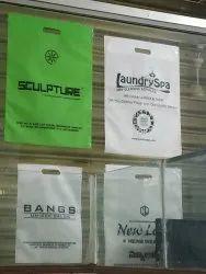 Green Cover Printed Bag