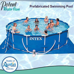 Pre-Fabricated Swimming Pool - Fiberglass Swimming Pool ...