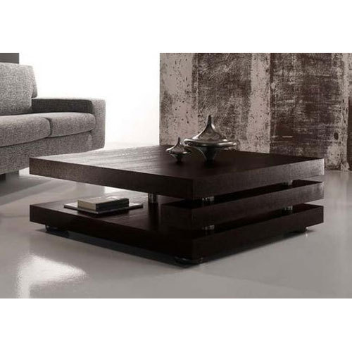 Brown Square Modern Italian Center Table Rs 50000 Piece Arman