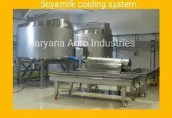 Soya Milk Cooling System