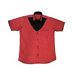 Cotton Mens Half Sleeve Shirt