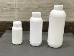 HDPE Multicolor Plastic Chemical Bottles, Capacity: 250, 500 & 1ltr
