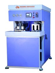 2 Cavity PET Blowing Machine