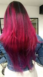 Magenta Henna Color For Hair
