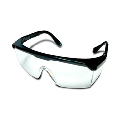 Glass Plastic Safety Glasses