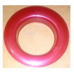 Maroon Color Jumbo Size Curtain Ring With Washer