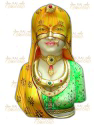 Rajasthani Lady Idol