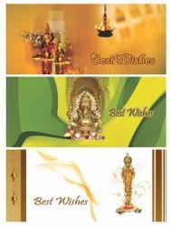 Multicolor God Images Gift Envelopes