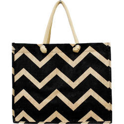 Designer Jute Handle Bag
