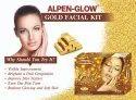 ALPEN-GLOW Gold Facial Kit (500 gm)