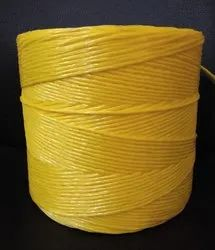 Yellow Plastic Twine
