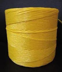 Yellow Plastic Twine