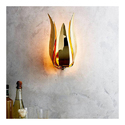 Designer Flame Wall Lamp
