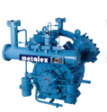 Water Cooled Ammonia Compressors Series MX