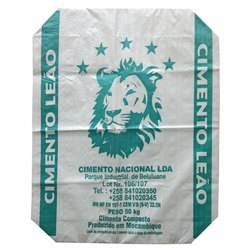Block Bottom Valve Cement Bag