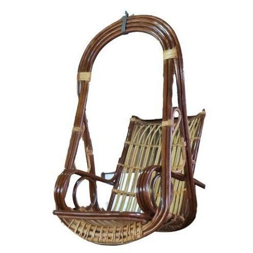 Cane Wooden Hanging Chair Rs 5700 Piece Fuzzywoods Private Limited Id 19167389462