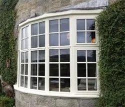 Residential Standard Hinged UPVC Window