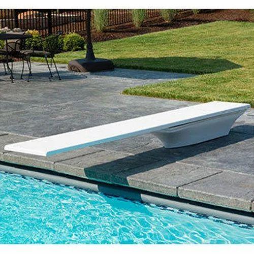 AQVASTAR Pool Diving Board, For Swimming Pool, Rs 150000 /unit S S Aqua  Technologies | ID: 11427554055