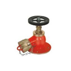 Turn Down Type Landing Valve
