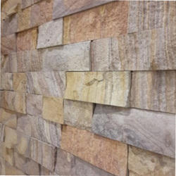 Stone Brick Wall Cladding