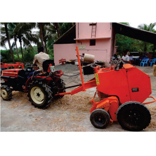 Round Baler - View Specifications & Details of Round Straw Baler by