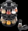 16 Pieces Spices Rack Set