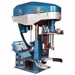 Twin Shaft Disperser Hydraulic