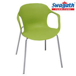 Dublin Fluorescent Green Chair