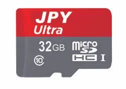 Jpy Ultra 32GB Memory Card With 6 Month Guarantee, For Mobile Phone, 10