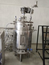 Stainless Steel Fermentor Vessel, Capacity: >5 Kl, Size: 1000