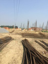 Residential Ground Floor Independent House, Area Of Construction: Lucknow Dewa Road Mati Bazar
