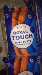 Polyurethane Building Coating Kashi royal tuch wall putty, Packaging Type: Bag, Packaging Size: 40 Kg