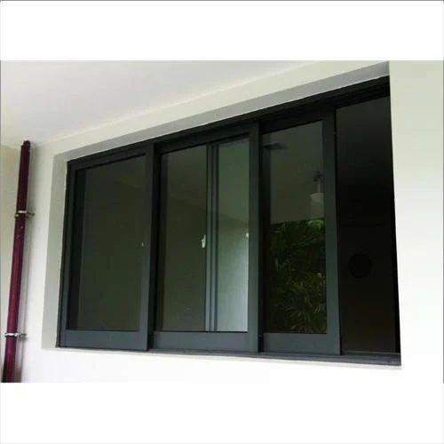 Satish Kushion Aluminium Sliding Window Work, Rs 160 /square feet Satish  Kushion Works | ID: 10863889362