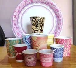 Multicolor Pe Coated Paper Disposable Paper Cup