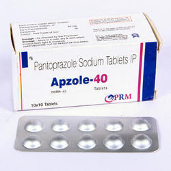Pantoprazole 40mg Tablet