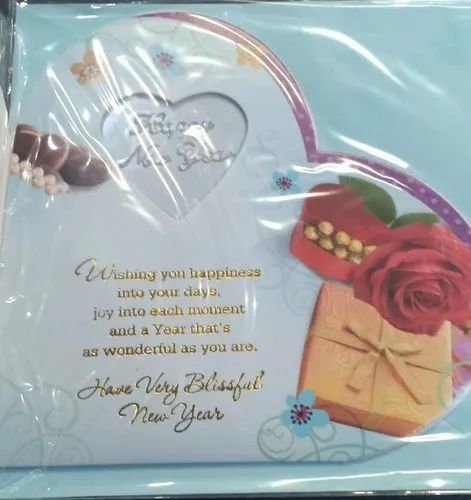 Happy New Product 2020 Wishes Messages New Year 2020 Greeting Card Wholesale Trader From Hyderabad
