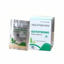 Prebiotic And Probiotic Sachet