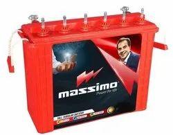 200 Ah Massimo Tall Tubular Battery