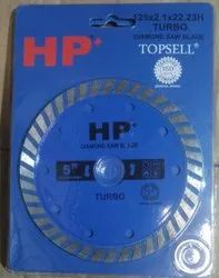 HP Stainless Steel 5' TURBO BLADE, For Industrial