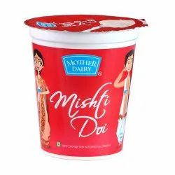 Mother Dairy Mishti Doi, 400g, Packaging Type: Cup