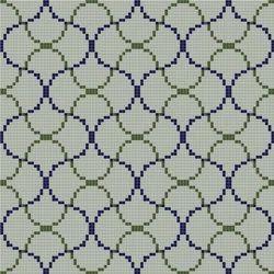 Modern Design Glass Mosaics