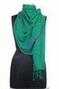 Linen Stole Green
