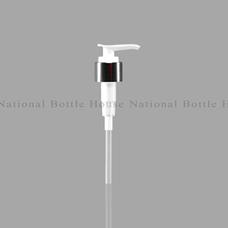 Plastic Lotion Bottle Pump