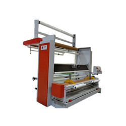 Automatic Fabric Rolling Machine