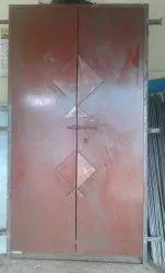 Mild Steel Double Door