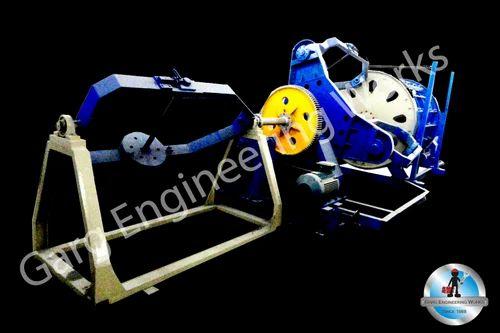 Wire Armoring Machine