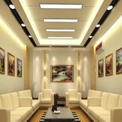 Commercial False Ceilings - Manufacturers & Suppliers of Office ...